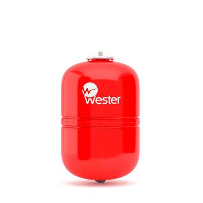 7732abcc Мембранные расширительные баки Wester для систем отопления